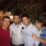 محمد رضا گلزار | محمدرضا گلزار در چالوس 2
