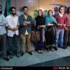 محمد رضا گلزار | حضور رضا گلزار ، در مراسم گلریزان سینما آزادی