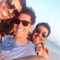 محمد رضا گلزار | اختصاصی : رضا گلزار و لبخندی فوق العاده …