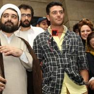 محمد رضا گلزار | سری پنجم عکس های محمدرضا گلزار در مراسم گلریزان