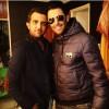 محمد رضا گلزار | رضا گلزار و لبخند ، در Avadisclube