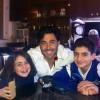 محمد رضا گلزار | محمدرضاگلزار در کنار خواهر زاده هایش+ عکسی بادوستان