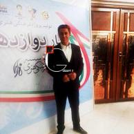 محمد رضا گلزار   گزارشی اندراحوالات ضیافت یار دوازدهم با حضور رضاگلزار+عکس