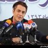 محمد رضا گلزار | رضاگلزار و عوامل مجموعه یار دوازدهم درنشست خبری