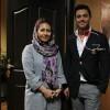 محمد رضا گلزار | تک عکسی زیبا از محمدرضاگلزار در دفتر بانی فیلم