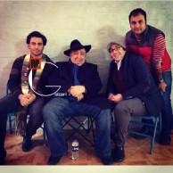 محمد رضا گلزار | بهمن فرمان آرا: «دلم ميخواد» شبيه هيچ کدام از فيلمهاي قبلي ام نيست