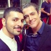 محمد رضا گلزار | محمدرضاگلزار در کنار دوستان