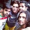 محمد رضا گلزار | رضاگلزار همراه همیشگی طرفداران+عکسی در اکسیژن رویال