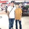 محمد رضا گلزار | عکسی از رضا گلزار در فرودگاه دبی