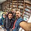 محمد رضا گلزار | مجله نیمکت منتشر شد