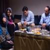 محمد رضا گلزار   فیلم برداری «خشکسالی و دروغ» تا آخر هفته به پایان میرسد
