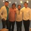 محمد رضا گلزار | رضاگلزار در کنار دوستان و همکاران