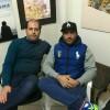 محمد رضا گلزار | رضاگلزار در کنار دوستان سینمایی