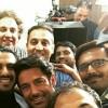 محمد رضا گلزار | لحظه به لحظه با دوربین پشت صحنه سلام بمبئی ..
