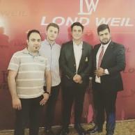 محمد رضا گلزار | فستیوال بهاره لوندویل در هتل ازادی تهران با حضور رضا گلزار
