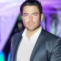 محمد رضا گلزار | رضاگلزار با دوستان در ضیافت افطار