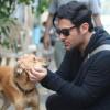 محمد رضا گلزار | محمدرضا گلزار و مهربانی با حیوانات