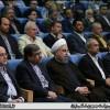 محمد رضا گلزار | محمدرضا گلزار و جمعی از هنرمندان در ضیافت افطار رئیس جمهور