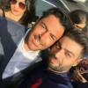 محمد رضا گلزار | محمدرضاگلزار ،دوستان و طرفداران در حاشیه اکران لندن مادر قلب اتمی