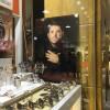 محمد رضا گلزار | تبلیغات گسترده برند لوندویل در شهر