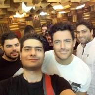 محمد رضا گلزار | تمرینات مداوم گروه ریزار و آمادگی برای کنسرت