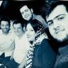 محمد رضا گلزار | عکسهایی از رضا گلزار در سفر تبریز و سمینار لوندویل