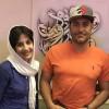 محمد رضا گلزار | عکسهای رضاگلزار و طرفداران در رستوران انار