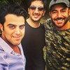 محمد رضا گلزار | رضا گلزار پشت دوربین سریال عاشقانه