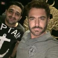 محمد رضا گلزار | جدیدترین عکسهای رضا گلزار در کنار دوستان
