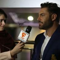 محمد رضا گلزار | رضاگلزار:مطمئنم مردم سالن سینما را راضی ترک خواهند کرد + فیلم