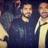 محمد رضا گلزار | رضا گلزار مهربان با طرفداران در لوکیشن و رستوران