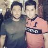 محمد رضا گلزار | عکسهای دیده نشده از رضا گلزار در رستوران انار
