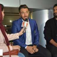 محمد رضا گلزار   زمانتوزیع سریال عاشقانه اعلامشد.