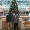 محمد رضا گلزار | محمدرضا گلزار به استقبال کریسمس رفت