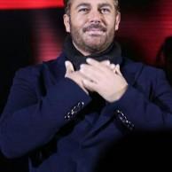 محمد رضا گلزار | حضور محمدرضا گلزار در کنسرت بابک جهانبخش