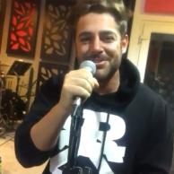محمد رضا گلزار | لحظاتی از جدیدترین اجرای زنده محمدرضا گلزار