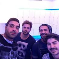 محمد رضا گلزار   عکسهای رضاگلزار در باشگاه
