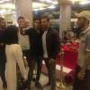 محمد رضا گلزار | دو عکس از رضا گلزار در هتل هرمز بندرعباس