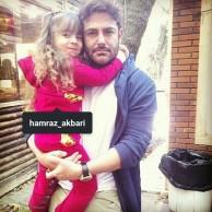 محمد رضا گلزار | تازه های منتشر شده از سریال عاشقانه