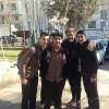 محمد رضا گلزار | عکسهای جدید رضا گلزار و طرفداران در اسفند ماه