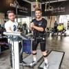 محمد رضا گلزار | روزهای پر کار محمدرضا گلزار در باشگاه و رستورانش