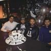 محمد رضا گلزار | پستهای رضاگلزار و دوستانش در شب تولد