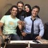 محمد رضا گلزار | پشت صحنه هایی از روزهای پایانی فیلم برداری عاشقانه