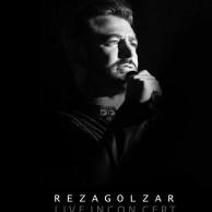 محمد رضا گلزار | دیده نشده های رضا گلزار از کنسرتهای اهواز و کرمان