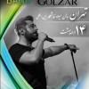 محمد رضا گلزار | از اجرای شهرام ناظری تا محمد معتمدی/ بابک جهانبخش و محمدرضا گلزار روی صحنه میروند