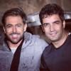 محمد رضا گلزار | اتمام فیلمبرداری سریال عاشقانه