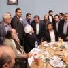 محمد رضا گلزار | واکنش رضا گلزار به حواشی عکس منتشر شده با رئیس جمهور