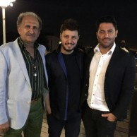 محمد رضا گلزار | تونل زمان عکسهای رضا گلزار