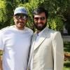 محمد رضا گلزار | سوپراستار مردمی با دوستان و طرفداران
