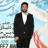 محمد رضا گلزار | رضاگلزار در ضیافت شام برندگان جشن حافظ